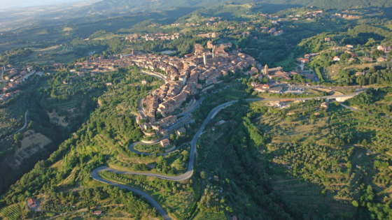 TREKKING UMBRIA-Trekking Città della Pieve