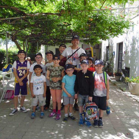 Trekking per bambini • GEA ENERGY TREKKING