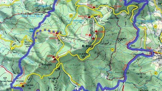 Trekking Monte Amiata