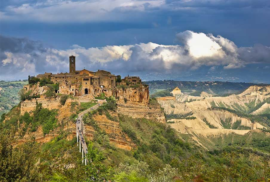 Trekking Civita Di Borgoregio Gea Energy Trekking